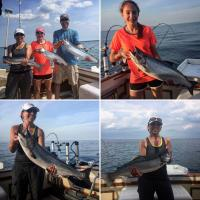 Patanese family with a great afternoon of fishing